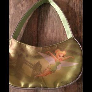 Girls Disney Tinkerbell Purse